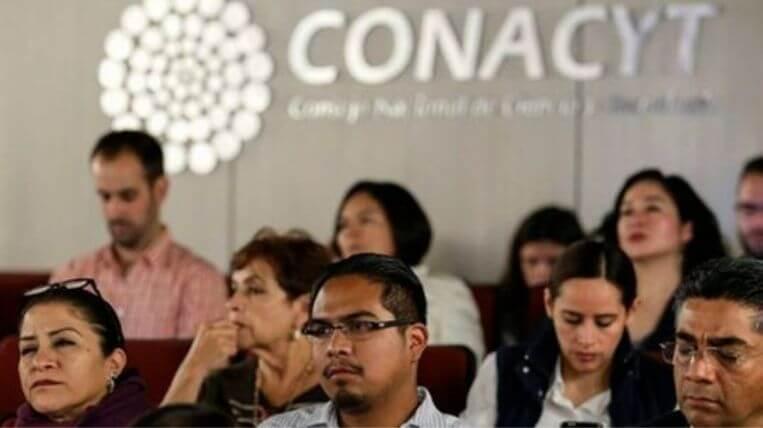 conacyt becas internacionales
